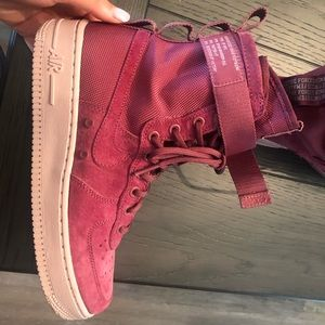 Magenta Air Force One - The Force is Female